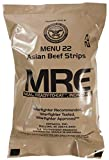 MRE (Meals Ready-to-Eat) –...