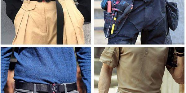 Mejores cinturones tácticos