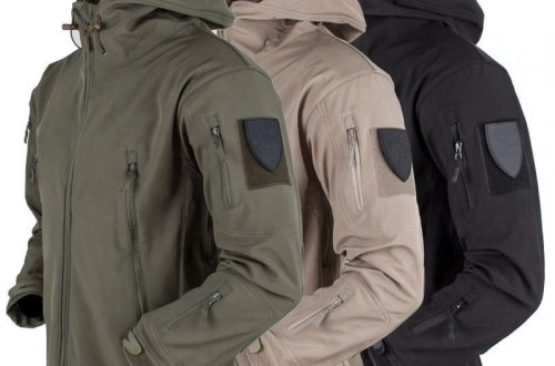 Comprar las mejores chaquetas tácticas