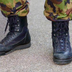 Mejores botas policiales tácticas