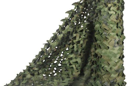 Las mejores redes de camuflaje