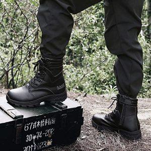 Mejores botas Militares